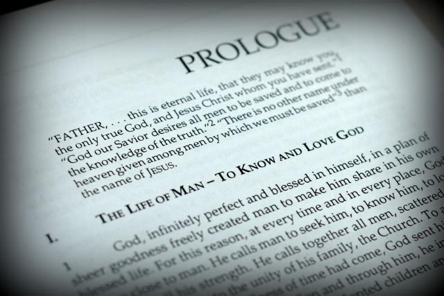 Pengetahuan Dasar Iman Katolik