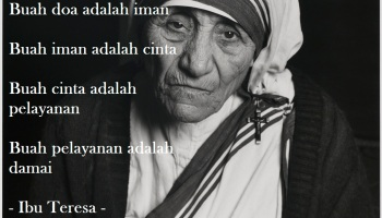 7 Kutipan Katolik Dari Ibu Teresa Lux Veritatis 7