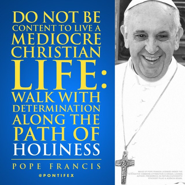 Pope Francis Quote 1