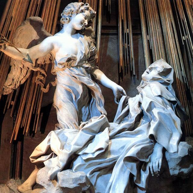 Ecstasy of St. Teresa of Avila