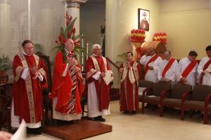 liturgy red
