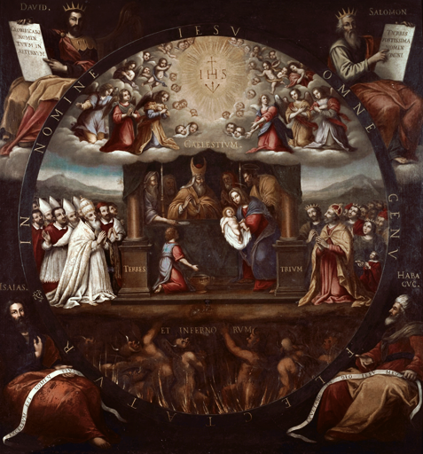Adoration IHS