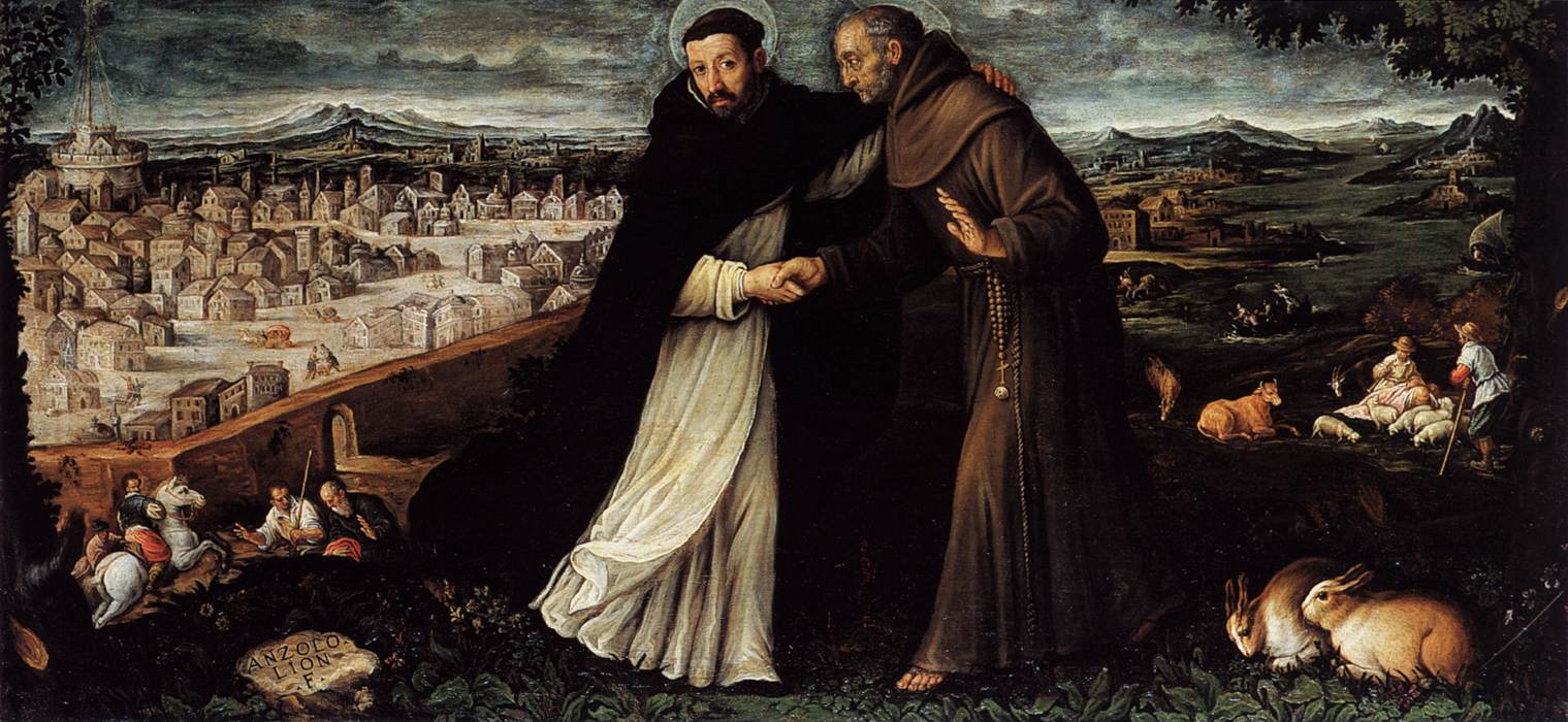 Sts Dominic & Francis ALion