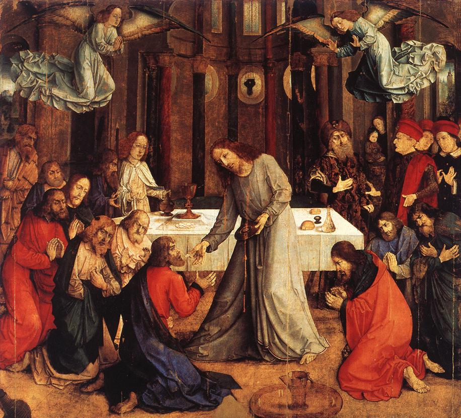 Institution-of-the-Eucharist