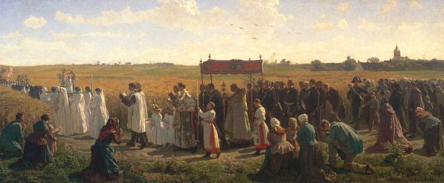 procession france