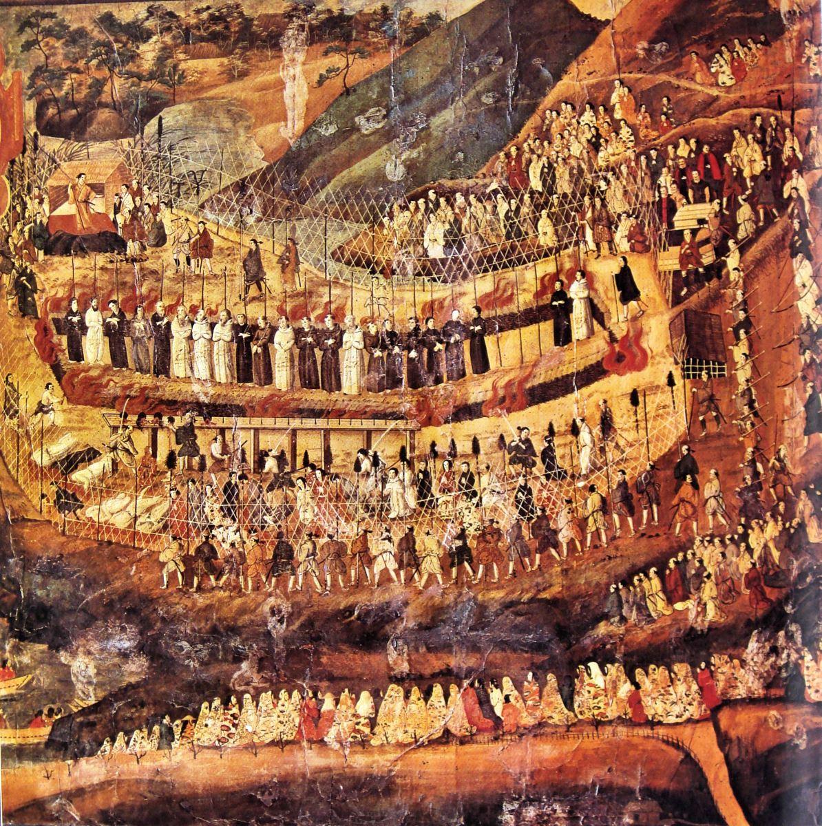 Paus Pius IX dan Jepang. Sejarah Mukjizat dari Timur